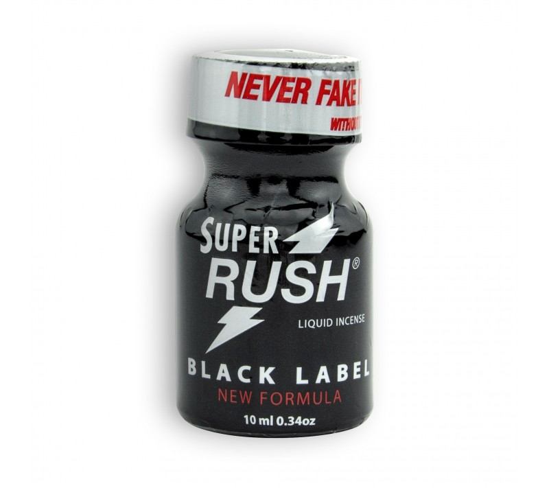 SUPER RUSH BLACK LABEL 10ML