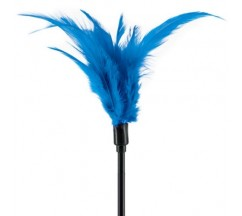 LOVER'S FEATHER TICKLERS FETISH FANTASY SERIES BLUE