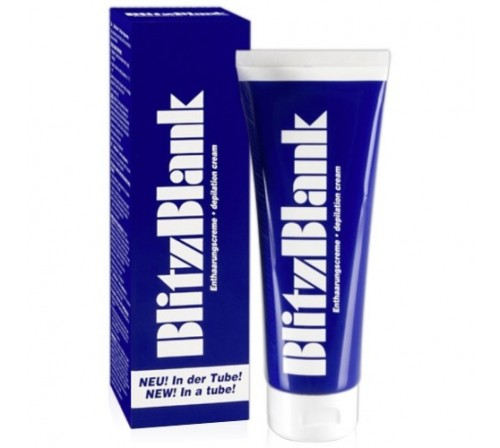 CREMA DEPILATORIA BLITZBLANK 125ML