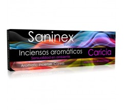 SANINEX EROTIC CARICIA SCENT 20 STICKS