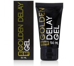 BIG BOY GOLDEN DELAY GEL 50ML