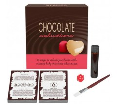 KHEPER GAMES - CHOCOLATE SEDUCTIONS ES / EN / FR / DE