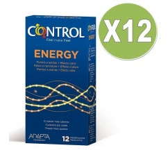 CONTROL ADAPTA ENERGY 12 UNID PACK 12 UDS
