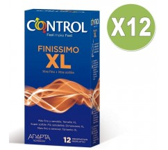CONTROL FINISSIMO XL 12 UNID PACK 12