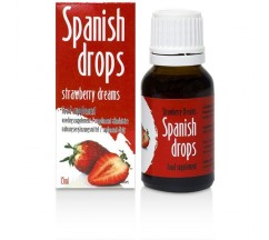 ESPANHOLA FLY STRAWBERRY DREAMS 15 ML