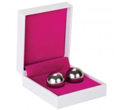 BEN WA MEDIUM WEIGHT BALLS SILVER