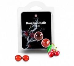 SPENCER E FLEETWOOD LOVE RINGS SABORES DE CEREJA