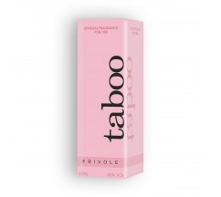 PERFUME PARA MULHER TABOO 50ML