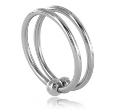 METALHARD DOUBLE GLANS RING 30MM