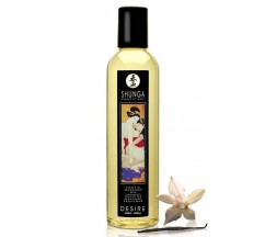 SHUNGA MASSAGE OIL DESIRE VANILLA 250ML