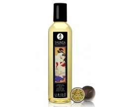 SHUNGA MASSAGE OIL LIBIDO EXOTIC FRUITS 250ML
