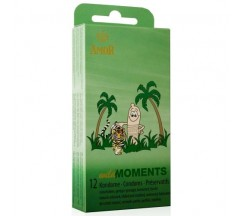 WILD MOMENTS CONDOMS 12 UNITS