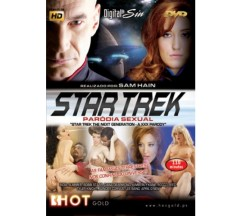 STAR TREK: PARODIA SEXUAL BLU-RAY
