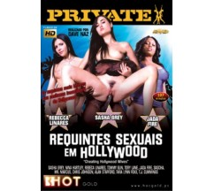 REQUINTES SEXUAIS EM HOLLYWOOD BLU-RAY