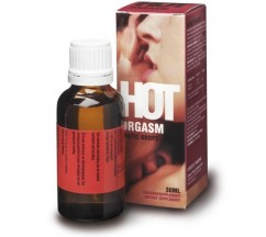 GOTAS HOT ORGASM 30ML