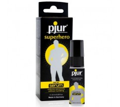 SÉRUM RETARDANTE PJUR SUPERHERO 20ML