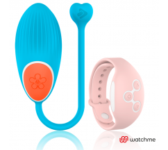 WEARWATCH EGG WIRELESS TECHNOLOGY WATCHME BLUE / PINK