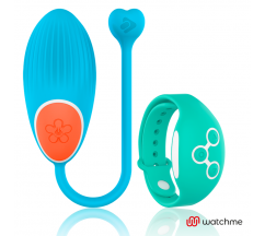 WEARWATCH EGG WIRELESS TECHNOLOGY WATCHME BLUE / AQUAMARINE