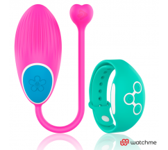 WEARWATCH EGG WIRELESS TECHNOLOGY WATCHME FUCHSIA / AQUAMARINE