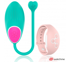 WEARWATCH EGG WIRELESS TECHNOLOGY WATCHME AQUAMARINE / CORAL