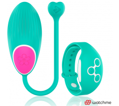 WEARWATCH EGG WIRELESS TECHNOLOGY WATCHME AQUAMARINE