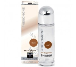 PERFUME WITH PHEROMONES FOR HIM SHIATSU™ 25ML
