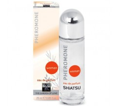 PERFUME WITH PHEROMONES FOR HER SHIATSU™ 25ML