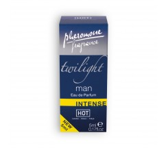 PERFUME COM FEROMONAS TWILIGHT SHIATSU™ MAN INTENSO 5ML