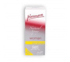 NATURAL SPRAY PHEROMONE PERFUME HOT™ WOMAN INTENSE 5ML