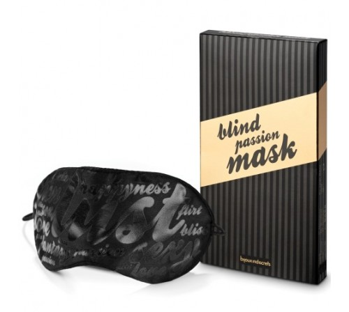 VENDA BLIND PASSION MASK BIJOUX INDISCRETS