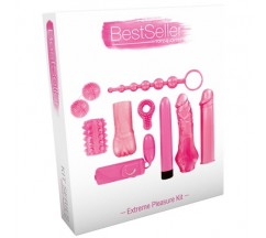 EXTREME PLEASURE KIT PINK