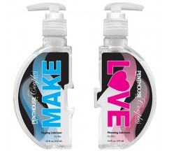 MAKE LOVE WATER BASED LUBE 2 x 148ML