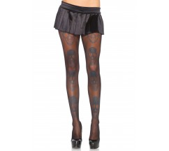 COLLANTS DE FANTASIA CAVEIRAS