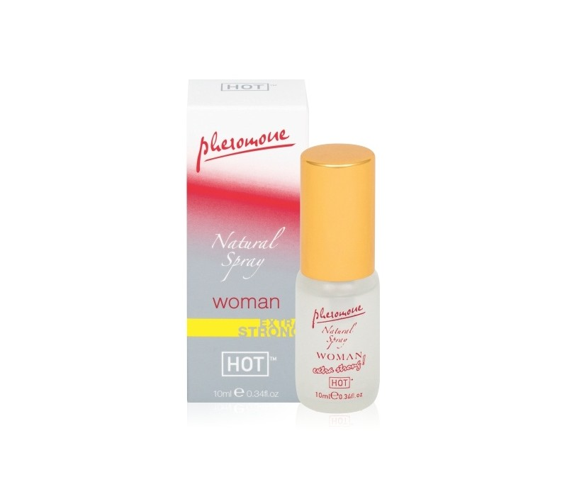 PERFUME CON FEROMONAS NATURAL SPRAY WOMAN EXTRA FUERTE 10ML